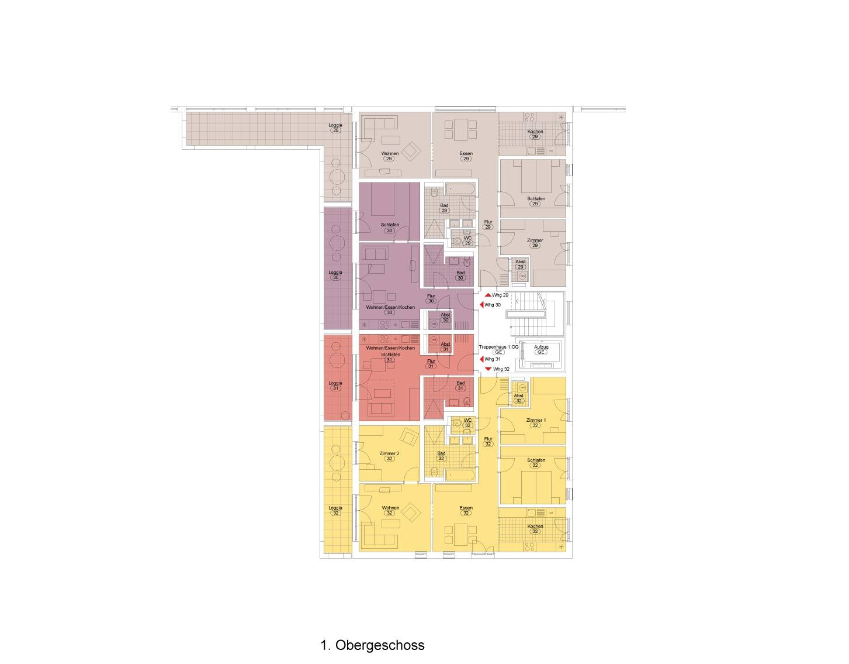 """Haus 3 """"Erde"""" - Alle Wohnungenreserviert"""