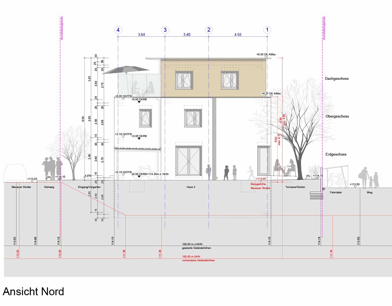 Doppelhaus 3-4 - Beidereserviert