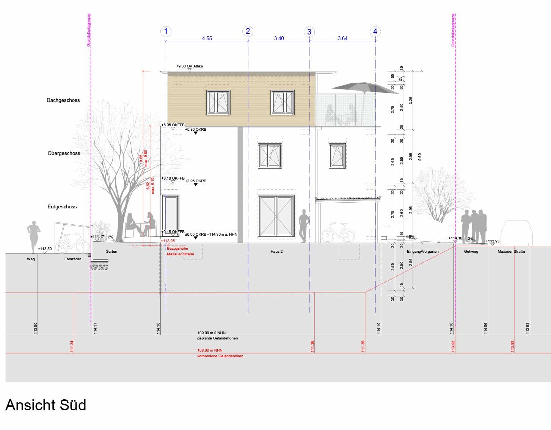Doppelhaus 1-2 - Haus 1reserviert