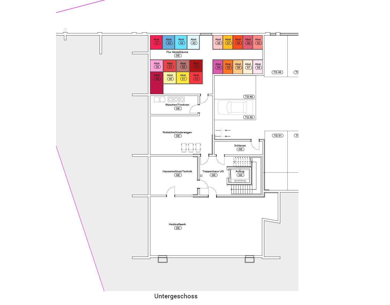 """Haus 4 """"Feuer"""" - Alle Wohnungen und TG-Stellplätzeverkauft"""