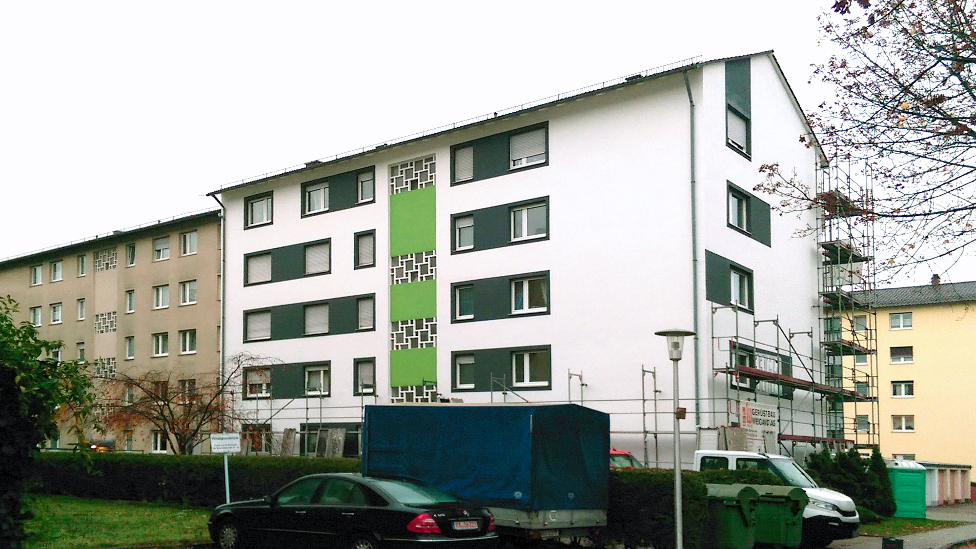 Wohnen an derMurg Rastatt Bauträger Baumeisterstraße 2